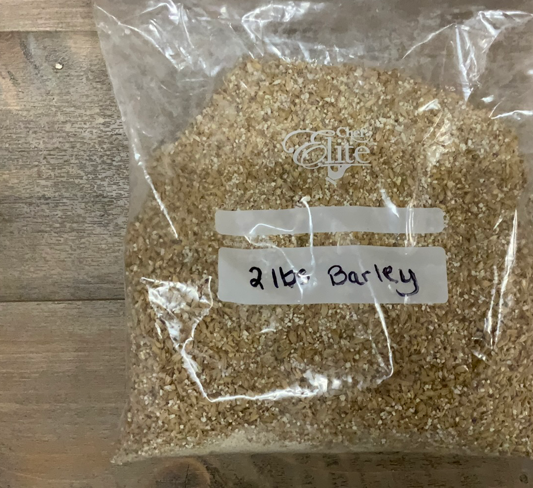 Barley Milled 2 pounds