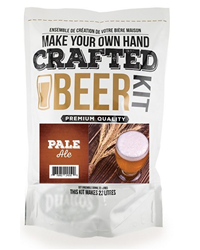 Crafted Beer Pale Ale