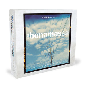 Joe Bonamassa-A New Day Now (Platinum Edition Box Set) CD-Mascot Label Group