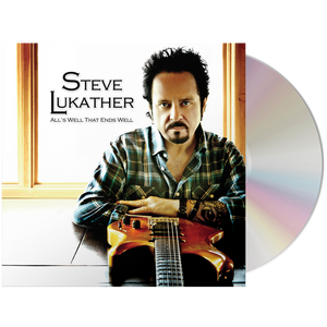 Steve Lukather-All's Well That Ends Well (Digibook) CD-Mascot Label Group
