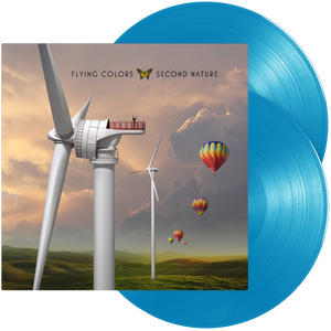 Second Nature (Blue) - Mascot Label Group