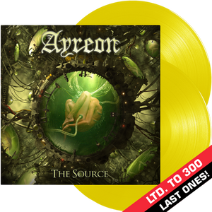 Ayreon-The Source (Yellow) Vinyl-Mascot Label Group