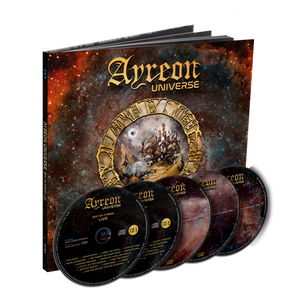 Ayreon Universe (Earbook) - Mascot Label Group