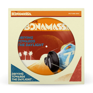 Driving Towards The Daylight (Pic.Disc) - Mascot Label Group