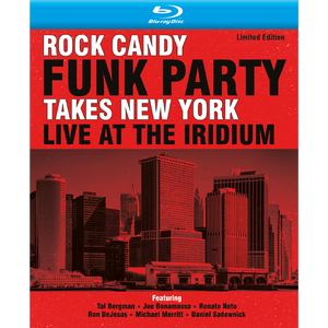 Takes New York - Live At The Iridium - Mascot Label Group