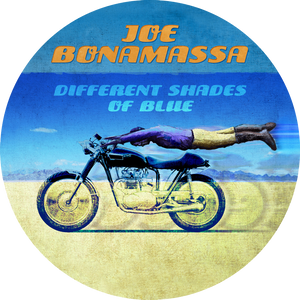 Different Shades Of Blue (Pic.Disc) - Mascot Label Group