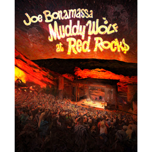 Joe Bonamassa-Muddy Wolf At Red Rocks DVD-Mascot Label Group