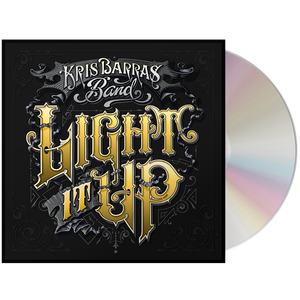 Kris Barras Band-Light It Up CD-Mascot Label Group