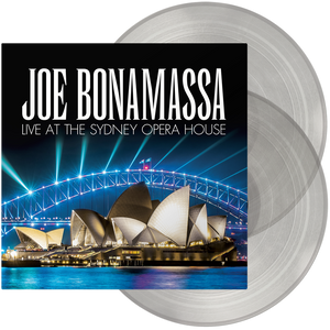 Live At The Sydney Opera House (Clear) - Mascot Label Group