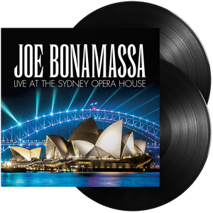 Joe Bonamassa-Live At The Sydney Opera House (Black) Vinyl-Mascot Label Group