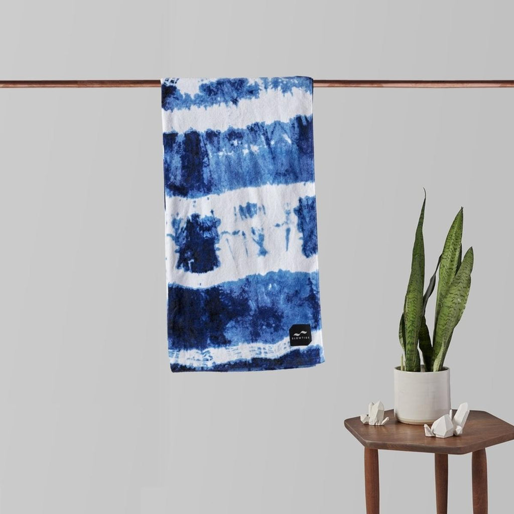 Slowtide Beach Towel - Inigo Sun