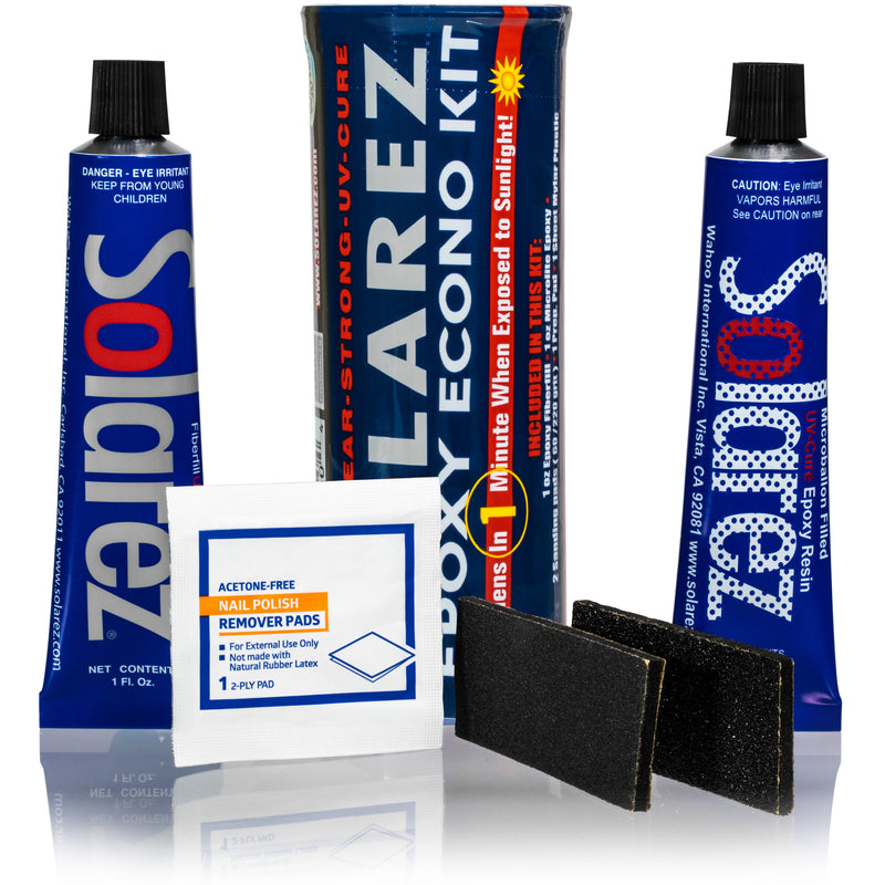 Solarez Epoxy Econo Kit