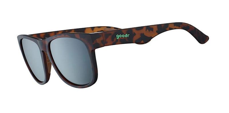 Goodr Sunglasses - Ninja Kick the Damn Rabit