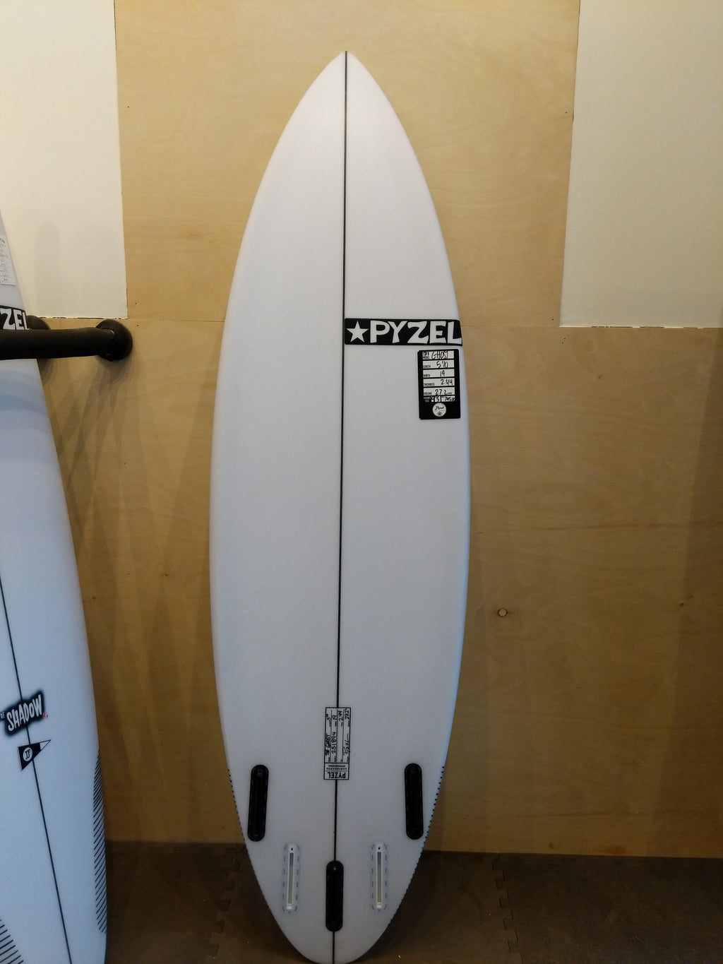 Pyzel Surfboards - The Ghost 5'10