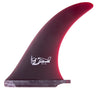 True Ames George Greenough Design 4A Fin - 9.0""