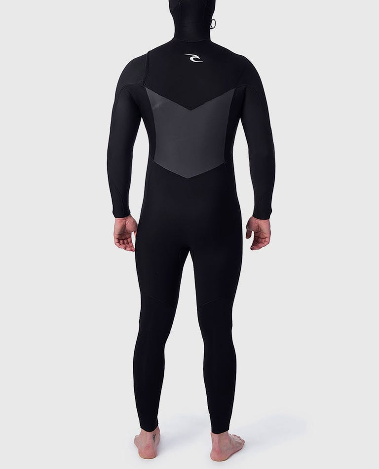 Rip Curl 5/4 Dawn Patrol Chest Zip Wetsuit