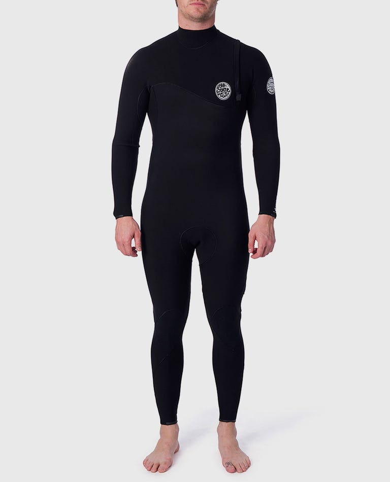 Rip Curl Flashbomb 4/3 Zip Free Wetsuit