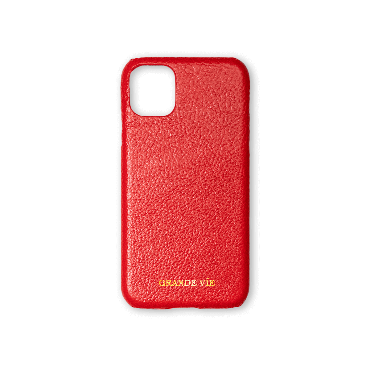 Red Aster - iPhone Case