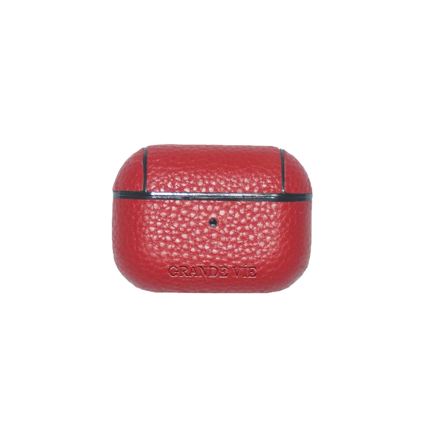 Red Aster Airpods Pro Case