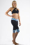 Tight 3/4 Mely Acqua Mandala