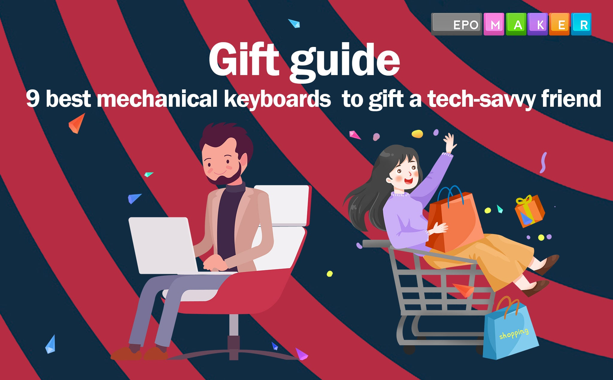 Gift Guide 9 Best Mechanical Keyboards to Gift A Tech-savvy Friend