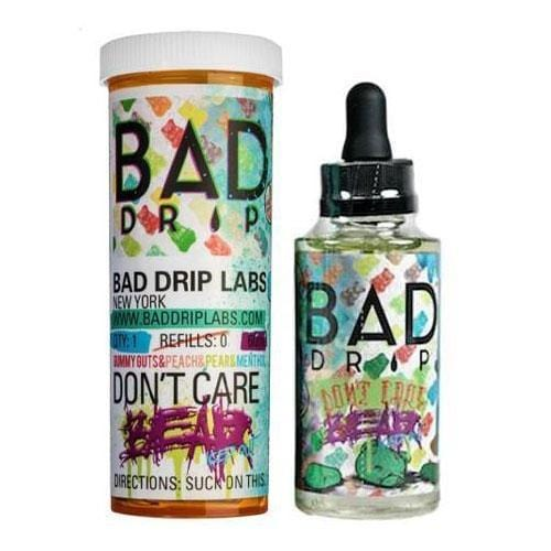 Bad Drips 50ml - Don't care Bear Ice Shortfill
