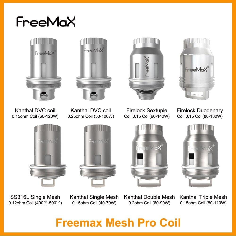 Freemax Mesh Pro Kanthal Double Mesh Coils