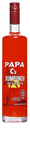 Papa C's Rum Punch 750 ML