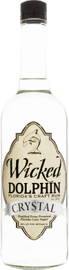 Wicked Dolphin Crystal Rum 750 ML