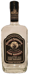 R. M. Rose George Sudderth Corn Whiskey 105 Proof 375 ML