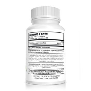 DHM - Nootropic - Supplements Facts