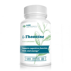 L-Theanine Dietary Supplement