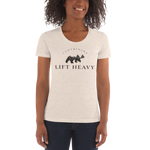 Lift Heavy Women's T-shirt