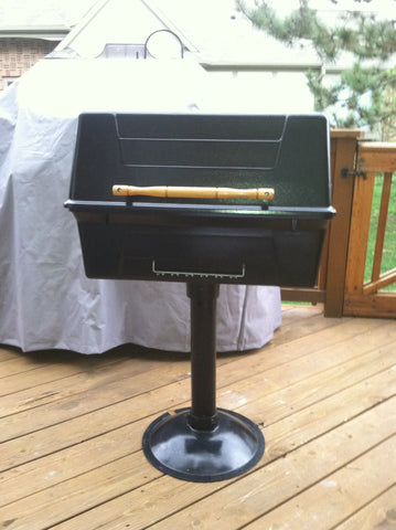 Restored HEJ Barbecue Grill
