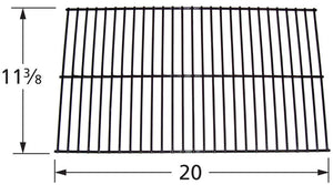 Porcelain Steel Wire Cooking Grid for Broil-Mate and Fiesta