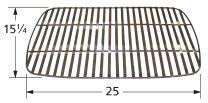 Porcelain Steel Bar Cooking Grid for Backyard Grill and Uniflame