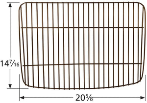 Porcelain Steel Wire Cooking Grid for Uniflame Brand Gas Grills