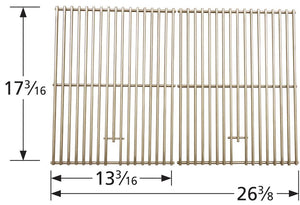 Stainless Steel clad Wire Cooking Grid for NexGrill Brand Gas Grills