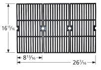 Matte Finished Cast Iron Cooking Grid for Charbroil Brand Gas Grills
