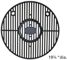 Load image into Gallery viewer, 2-pc Cast Iron Cooking Grid Set for CharGriller Brand Gas Grills