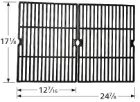 Gloss Cast Iron Cooking Grid for Grill Chef and Grill Master
