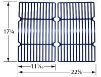 Gloss Cast Iron Cooking Grid for Master Forge Brand Gas Grills