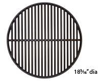 Matte Cast Iron Cooking Grid for Big Green Egg and Vision Grill