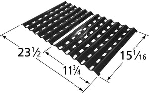 Porcelain Steel Heat Plate for Brinkmann Brand Gas Grills