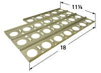 Stainless Steel Heat Plate for Dynasty and Jenn-Air Brand Gas Grills