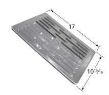 Load image into Gallery viewer, Steel Heat Plate for Bakers & Chefs and Grand Hall Brand Gas Grills