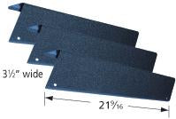 Porcelain Steel 3-pc Heat Angle Set for Weber Brand Gas Grills