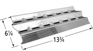 Stainless Steel Heat Plate for Broil King, Broil-Mate, and Huntington