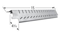 Stainless Steel Heat Plate for Centro, Charbroil, and Kirkland