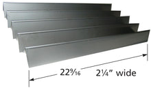 Load image into Gallery viewer, Stainless Steel Heat Plate for Weber Brand Gas Grills